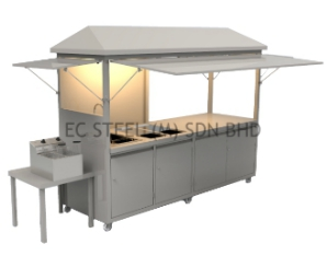 Food & Beverage Kiosk